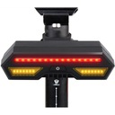 лампа ВЕЛОСИПЕДНЫЙ фонарь указателя ПОВОРОТА USB ??? ВЕЛОСИПЕД пульт