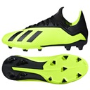 Buty piłkarskie adidas X 18.3 Fg Jr r.35