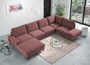Flavio – Wersja U-form TOP Sofa Salon Katowice Marka Comforteo
