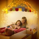 Girlandy Lampki Ogrodowe Solarne LED 200 szt 20m Seria inna