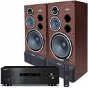 Yamaha A-S201 + Tonsil Altus 300 zestaw stereo