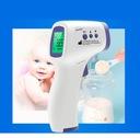 TERMOMETR BEZDOTYKOWY Medyczny Lekarski CERTYFIKAT Wyświetlacz LCD