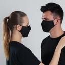 KOMPLET Maska+ 3x FILTR HEPA PM2.5 WĘGIEL FFP2 N95 Kod producenta PM25