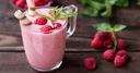 Jogurt pitny o smaku malin 330 g Vilvi EAN 4770207050585
