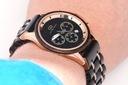 Zegarek męski drewniany Giacomo Design GD481 NEW! Materiał paska drewno