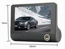 Wideorejestrator Kamera cofania kamera wnętrza 3w1 Złącza AV czytnik kart pamięci miniUSB