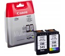 TUSZE do Canon PG 545 +546 iP2850 MG2450 2455 2550