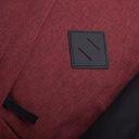 BETLEWSKI plecak podróżny młodzieżowy męski duży Kolor czarny czerwony wielokolorowy