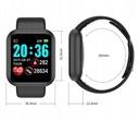SMARTWATCH zegarek sport do Apple Samsung Huawei B Złącza brak