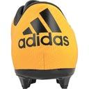 Buty piłkarskie adidas X 15.3 FG/AG Jr r.38 Kolor dominujący pomarańczowy