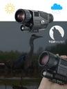 Noktowizor TOPHUNT NVI-480 IR zasięg 200m + 32GB Długość produktu 19.5 cm