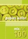 KRESKA PAPIER KSERO A4/100 MIX 80G EAN 5905824200993
