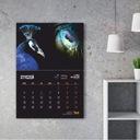 Zwierzęta ZOO Wrocław Kalendarz ścienny 2021 Kalendarz na rok 2021
