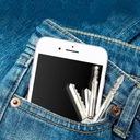 Spigen Nano Liquid Folia/Szybka/Szkło w płynie 9H Przeznaczenie Apple