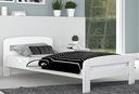 Łóżko DALLAS 90x200 + Stelaż + Materac Kod producenta 5902841921740