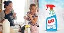 AJAX TRIPLE ACTION płyn do szyb spray 3x500ml Marka Ajax