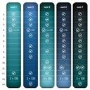 Ciśnieniomierz naramienny 22-40cm USB arytmia WHO Waga produktu 0.24 kg