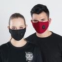 KOMPLET Maska+ 3x FILTR HEPA PM2.5 WĘGIEL FFP2 N95 Rodzaj filtra F2 (HEPA)
