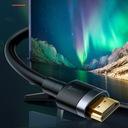 Baseus Kabel przewód HDMI-HDMI 4K60Hz FULL HD 2m Złącza HDMI - HDMI