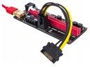 Riser 009S - Najnowszy model - PCI-E 1x-16x USB3.0 EAN 8796354698469