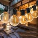 Girlandy Lampki Solarna żarówką Ogrodowa 10 LED Kod produktu hqg60049