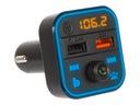 Transmiter FM BLOW ładowarka USB QC RGB bluetooth Kod producenta 74-164#