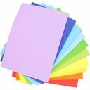 papier kolorowy ksero A4 500 szt 10 kol origami
