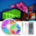 TAŚMA LED SMD 2835 20m ZESTAW KOLOROWA RGB PILOT Kod producenta 5903631231766