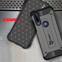 Etui Pancerne DIRECTLAB do Motorola One Action Kolor czarny