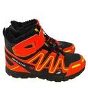 Buty zimowe Pomarańczowy Bardzo dobry Zima 40 Dla Kolor pomarańczowy
