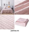 Narzuta na łóżko 200x220 velvet pikowana welur Materiał wykonania welur