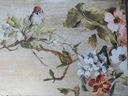 komódka z 4 szufladkami -Ptaki w kwiatach Szerokość 56 cm
