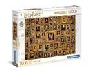 Harry Potter Puzzle Clementoni Impossible Portret