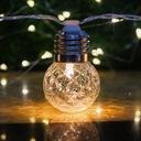 Girlandy Lampki Ogrodowe Solarne LED 10szt Żarówki Waga (z opakowaniem) 0.3 kg