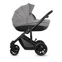 Wózek dzieciecy Kinderkraft PRIME LITE 3w1 Kod producenta KKWPRLIGRY3000