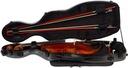 Futerał skrzypcowy skrzypce Efekt Stali M-case CzP Waga (z opakowaniem) 3.5 kg