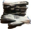 Rękawiczki rękawice robocze NITRYLOWE moc 09 12PAR
