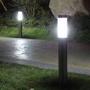 Lampa Ogrodowa stojąca słupek 65 cm zewnętrzna E27 Stopień ochrony IP IP44