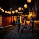 Girlanda Solarna 20 LED Lampki Ogrodowe Kule 5M EAN 757249189170