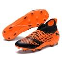 Buty piłkarskie Puma Future 2.3 Netfit r.42,5 Kolor dominujący czerwony