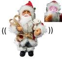 MIKOŁAJ SKRZAT KRASNAL PREZENT NA ŚWIĘTA 3 FUNKCJE Motyw Mikołaj