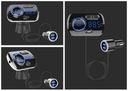 Transmiter FM Bluetooth Ładowarka 2xUSB kabel Model TRANSMITER FM, ŁADOWARKA USB