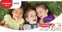 COLGATE pasta do zębów dla dzieci 3-5 lat 2x50ml Waga 176 g
