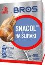 Bros SNACOL 5GB ŚRODEK TRUTKA NA ŚLIMAKI 1kg