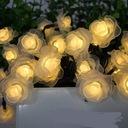 Girlandy Lampki Rose Ogrodowe Solarne 50 LED 7m Informacje dodatkowe czujnik zmierzchu lampa solarna