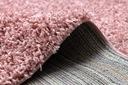MIĘKKI DYWAN 80x150 JENDOLITY pudrowy róż #AF131 Materiał wykonania polipropylen