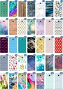 100 wzorów ETUI + SZKŁO do SAMSUNG GALAXY A5 2015 Kolor wielokolorowy