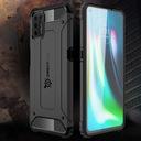 Etui Pancerne DIRECTLAB do Motorola Moto G9+ Plus Kolor czarny