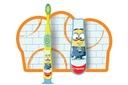 COLGATE szczoteczka do zębów dla dzieci 2-6 LAT Kolor dominujący żółty