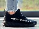 Buty Damskie Adidasy sneakersy wygodne Suzi r.38 Kolor czarny